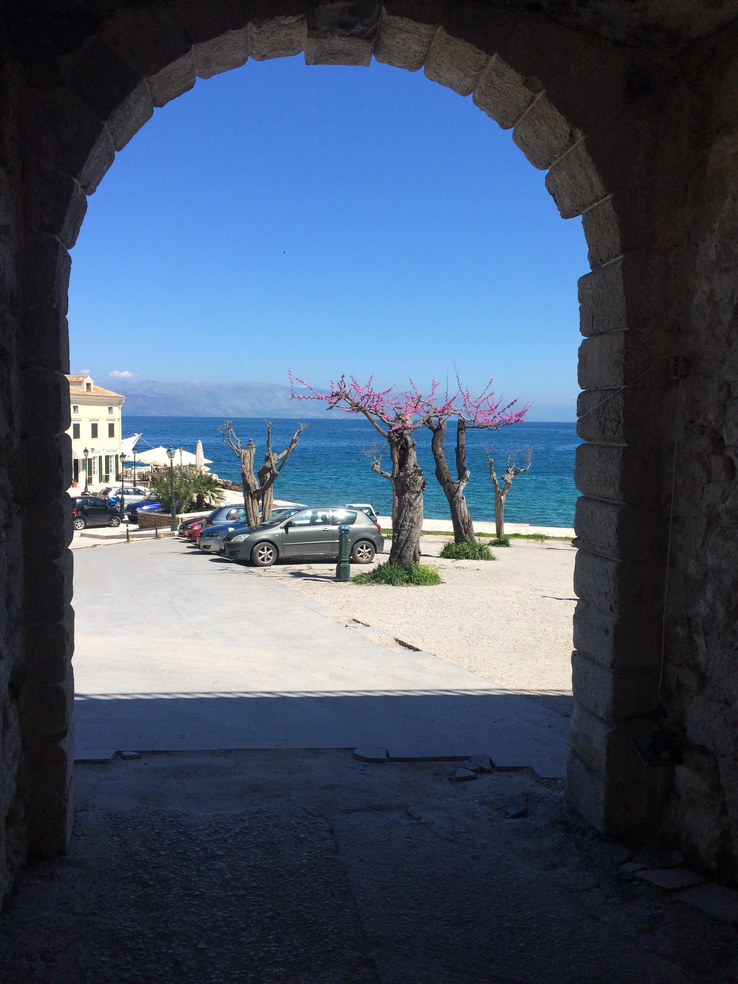 Korfu Ferienwohnung Korfu-Maisonette, Korfu Stadt, Korfu Griechenland
