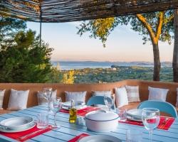 Korfu Luxusvilla Villa Melolia, Agios Markos, KorfuCorfu.de