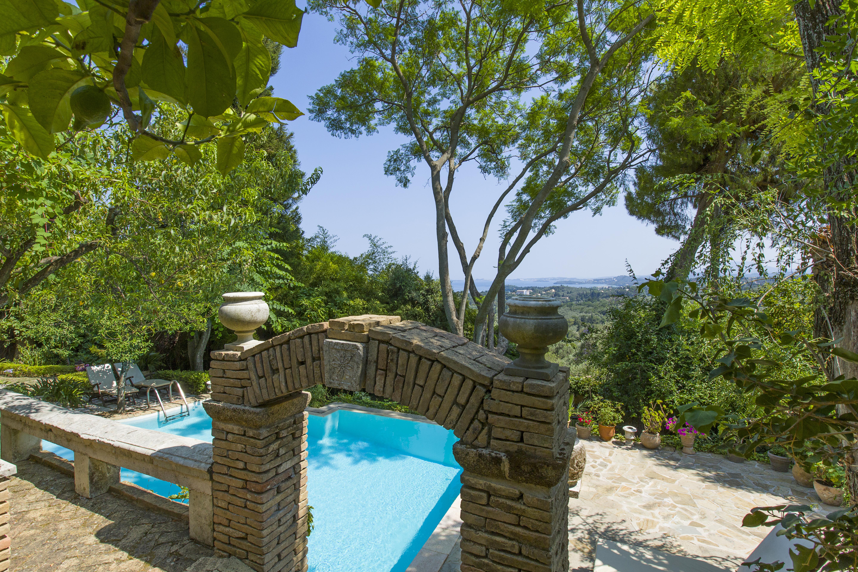 Korfu Luxusvilla Villa Dominicale, Agios Markos, Korfu, Griechenland, KorfuCorfu.de