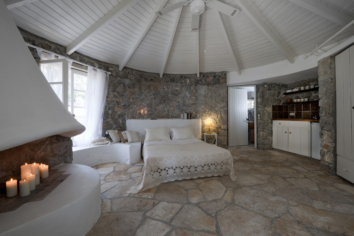 korfu luxusresort villen aphrodite in agia pelagia s dost. Black Bedroom Furniture Sets. Home Design Ideas