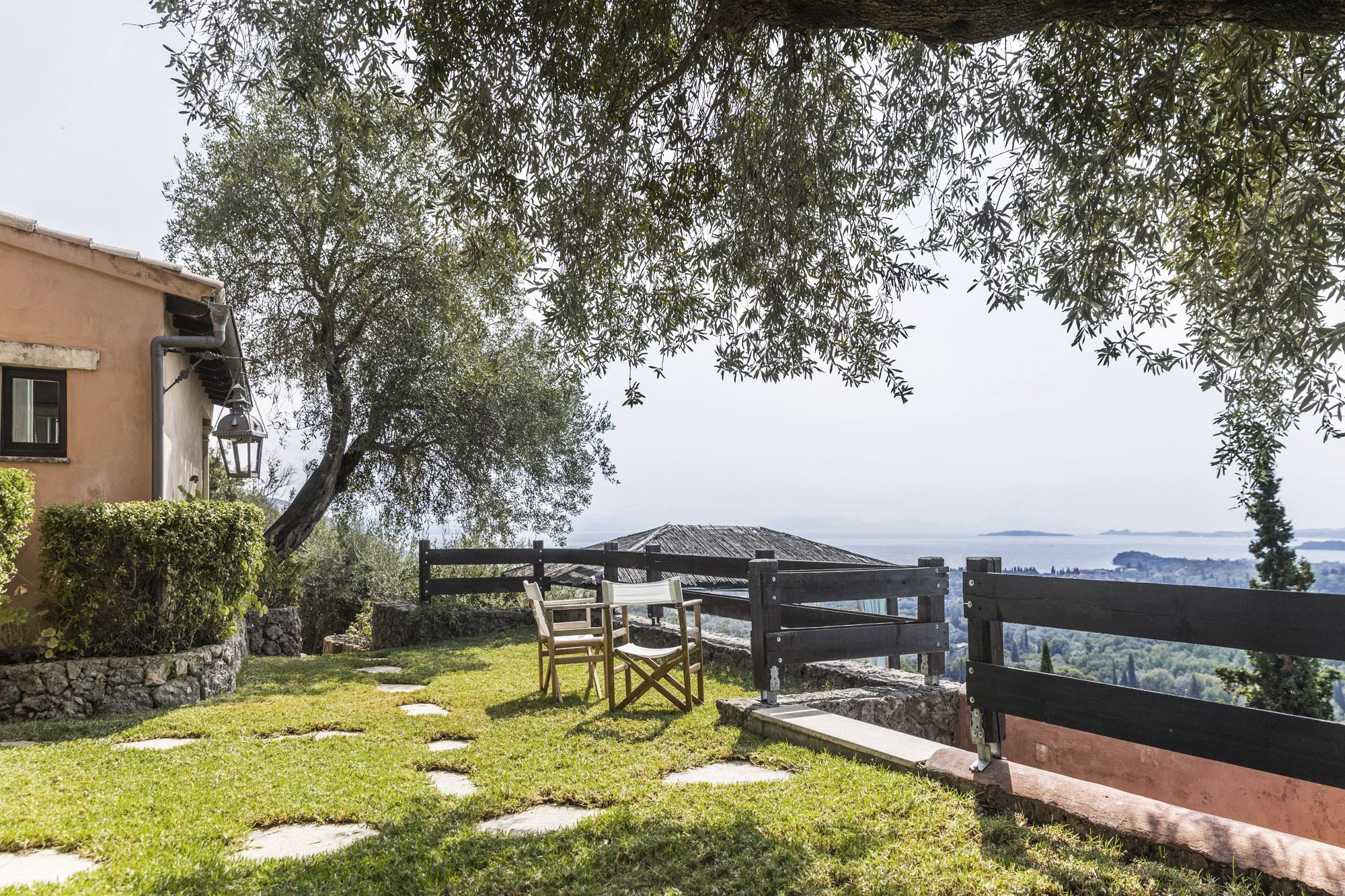 Korfu Luxusvilla Villa Manavra, Agios Markos, Ostküste Korfu