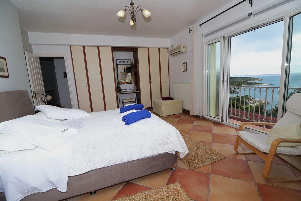 Korfu Villa Sankt Nikolas Strandhaus, Agios Spiridon, KorfuCorfu