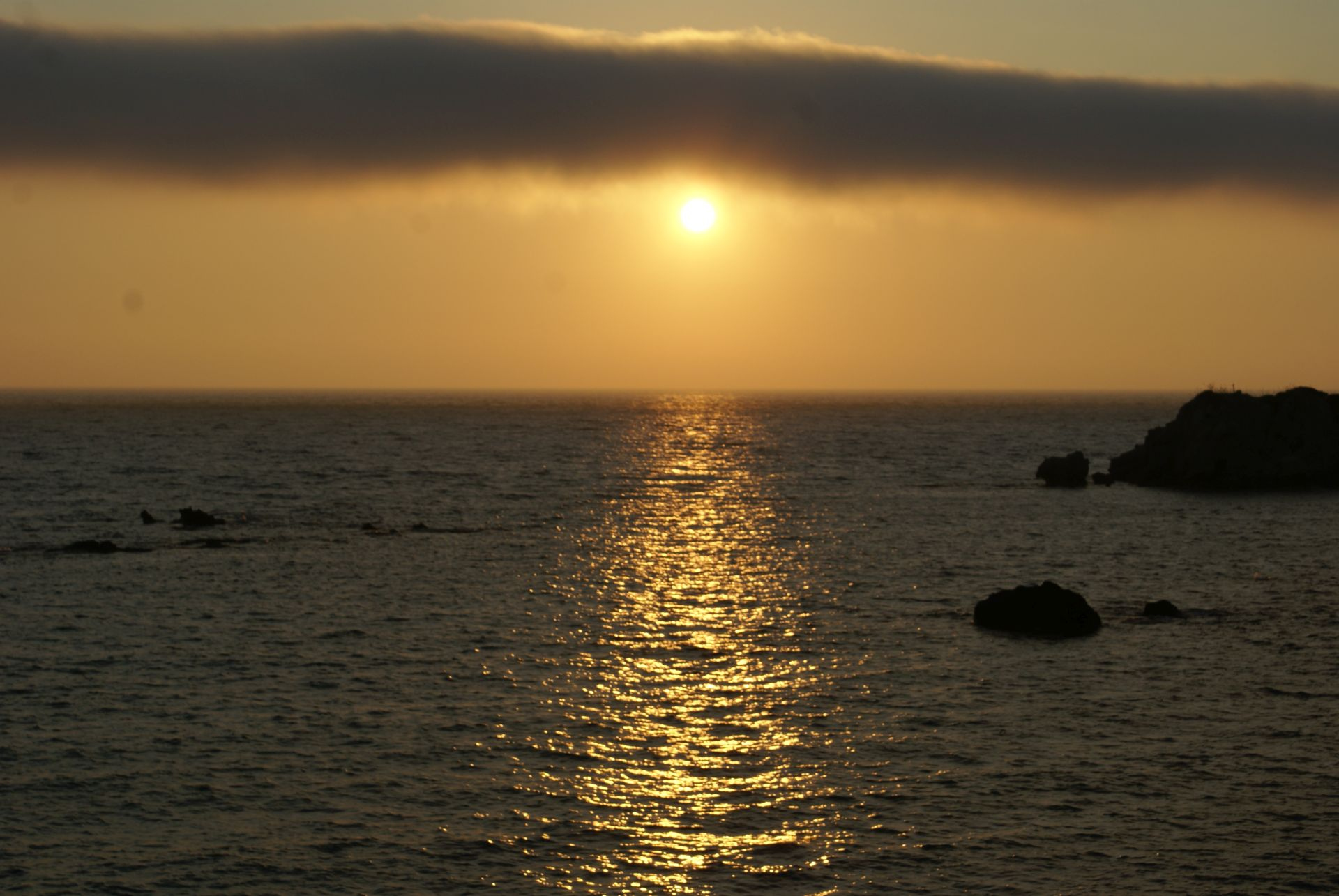 Abenddämmerung in der nahegelegene Taverne - Korfu Strandvilla Meliti, Kanouli, Agios Matheos, Korfu, KorfuCorfu