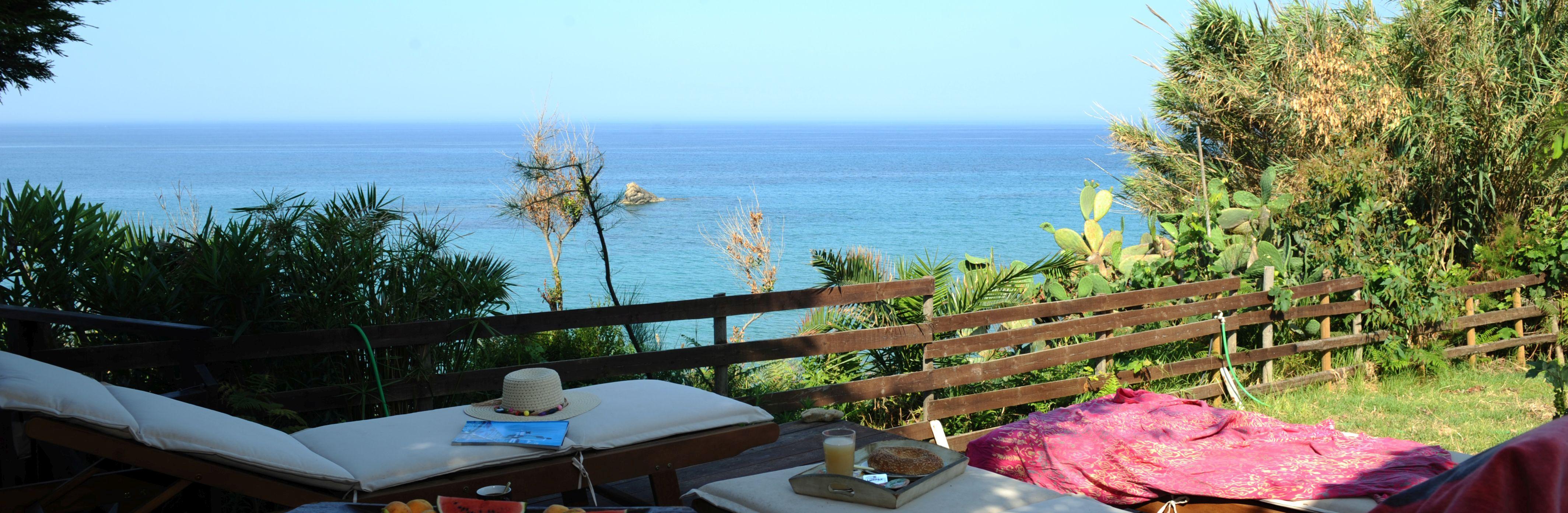 Relaxen - Korfu Strandvilla Meliti, Kanouli, Agios Matheos, Korfu, KorfuCorfu