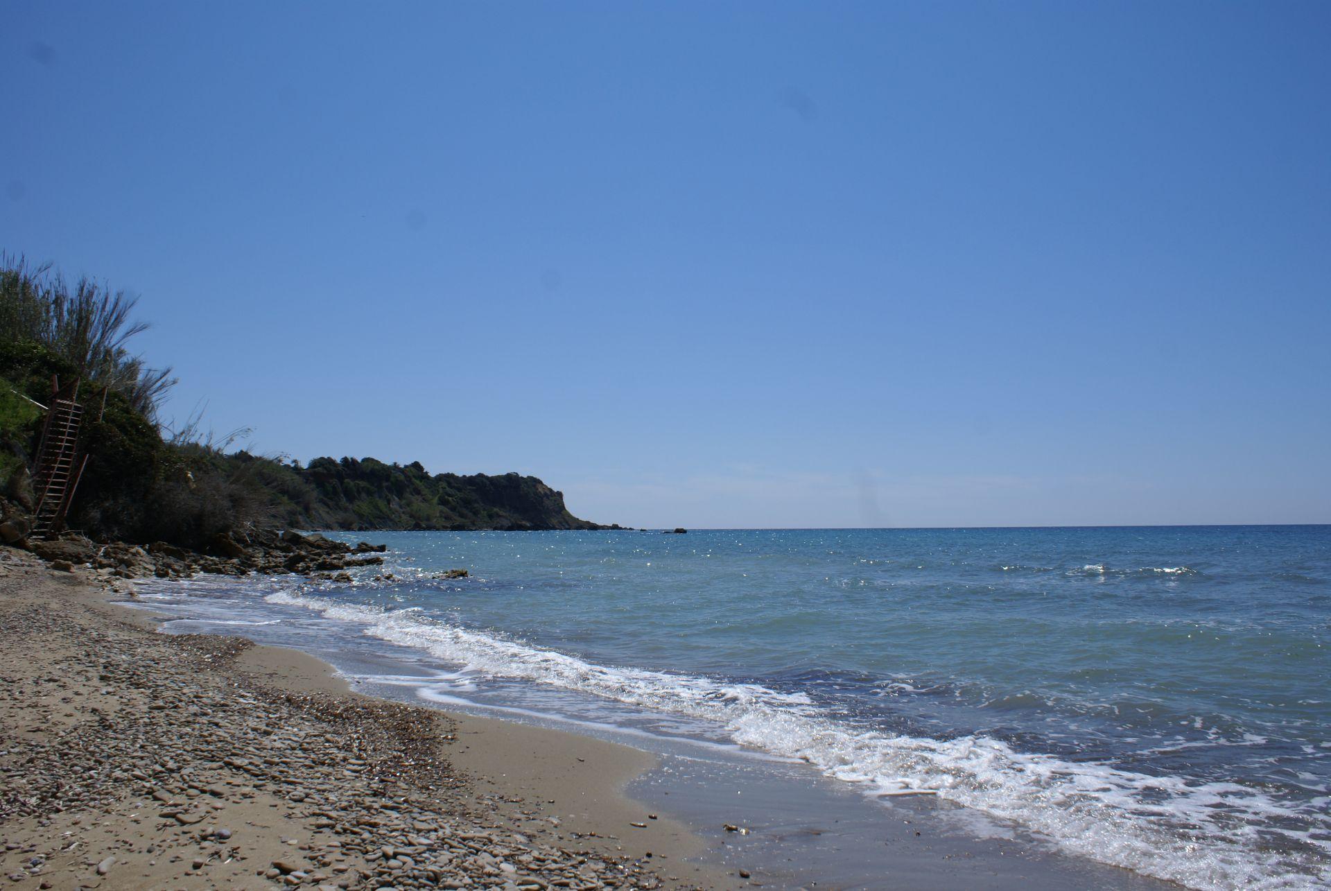 Strand - Korfu Strandvilla Meliti, Kanouli, Agios Matheos, Korfu, KorfuCorfu
