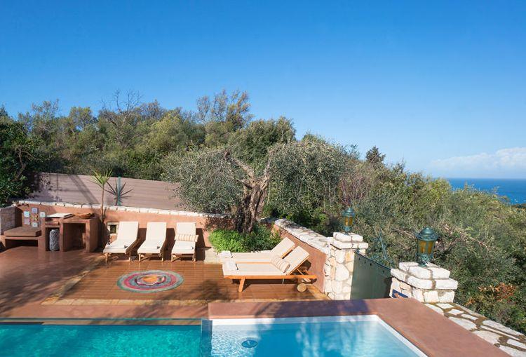 Thalia Cottage - Korfu Villen Thalia, Agios Spiridon, Korfu, Griechenland, KorfuCorfu.de