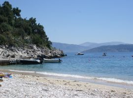 Kaminaki, Korfu, Griechenland in der Nähe der Korfu Luxusvilla Manavra, KorfuCorfu