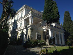 Achilleion, Korfu, Griechenland, KorfuCorfu.de