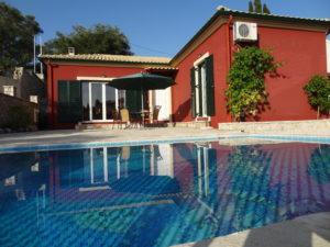 Korfu Ferienhaus Villa Rosemarie, Agios Ioannis, Triklino, Korfu, Griechenland, KorfuCorfu.de