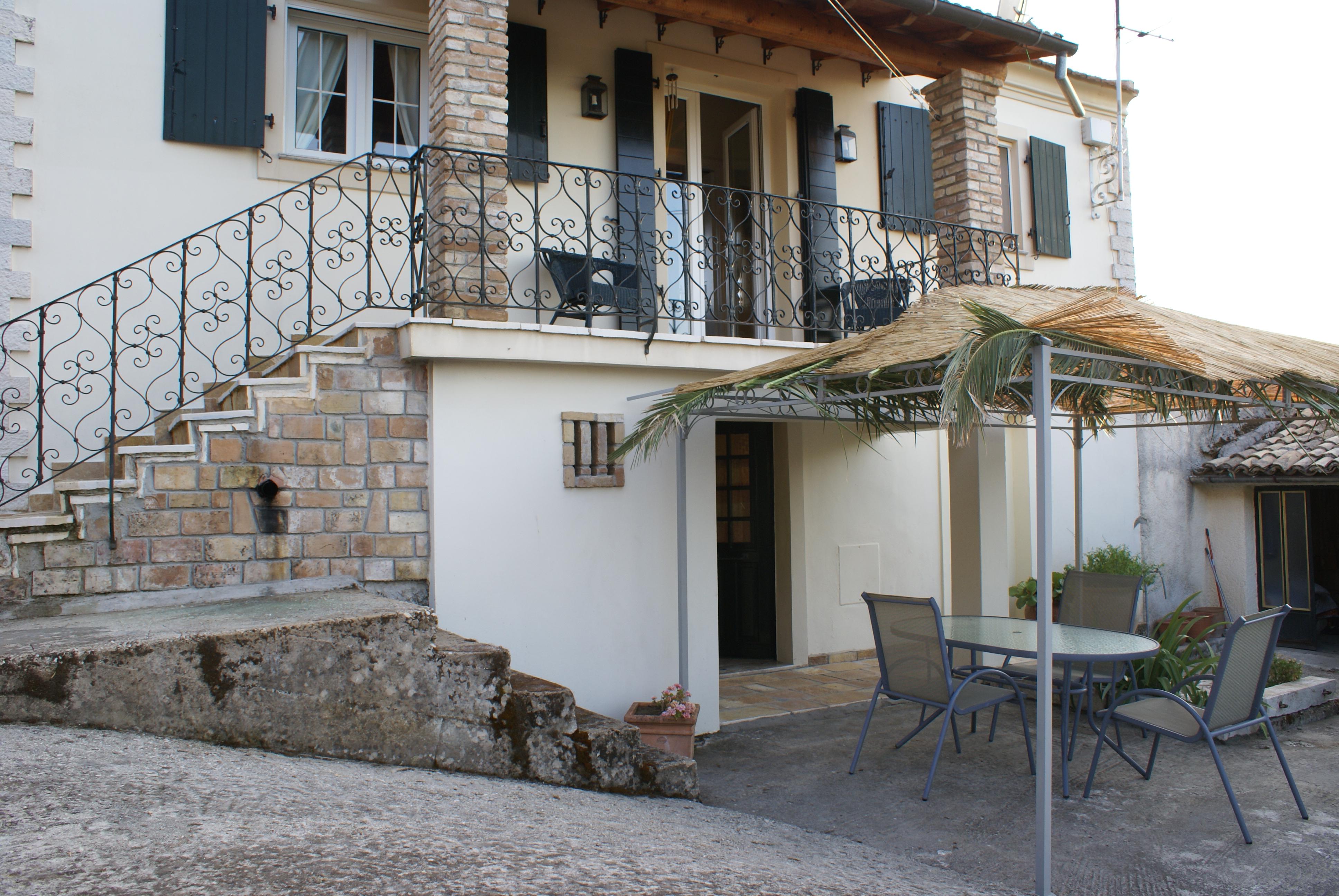 Korfu Ferienhaus Thea, Episkepsi - Acharavi, Korfu, KorfuCorfu.de