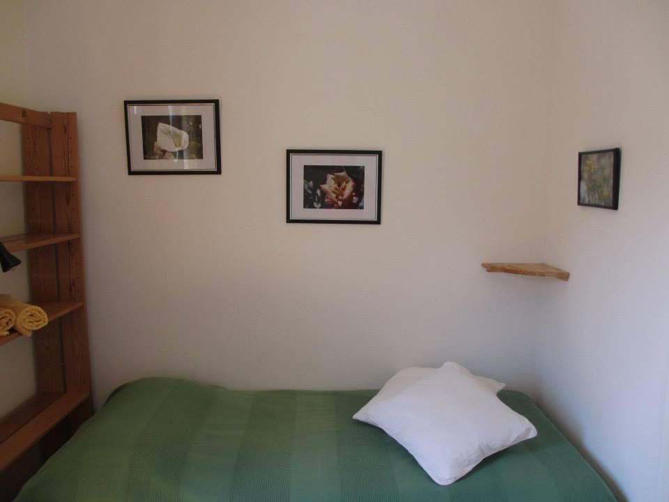 Schlafzimmer - Korfu Ferienwohnung Flora, Acharavi, Korfu, Griechenland, KorfuCorfu.de