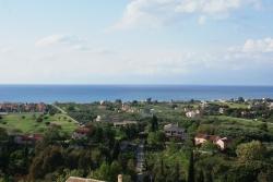 Meerblick - Korfu Villa Mare e Monti, Almiros, KorfuCorfu.de