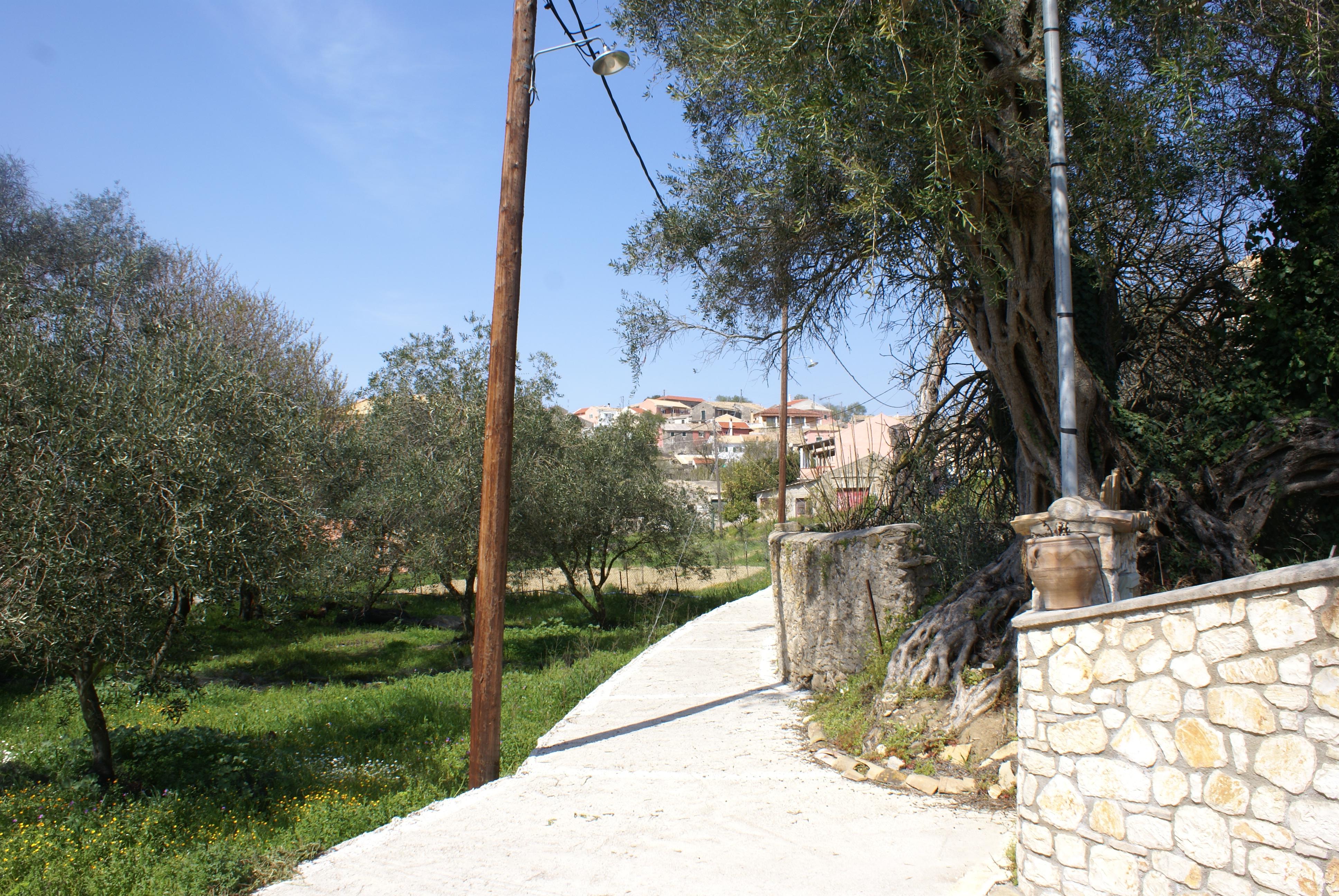 Korfu Ferienhaus Spiti Ute, Makrades - Westküste, Korfu, KorfuCorfu.de