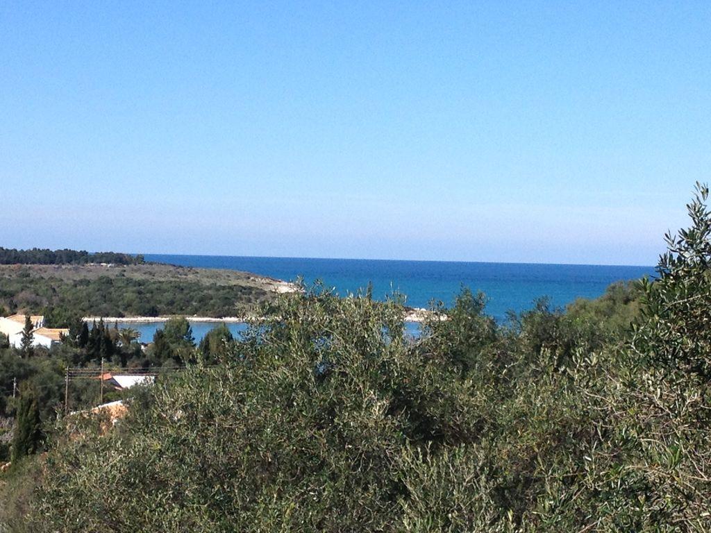 Korfu Ferienwohnung Villa Kostas, Agios Spiridon, Korfu, Griechenland