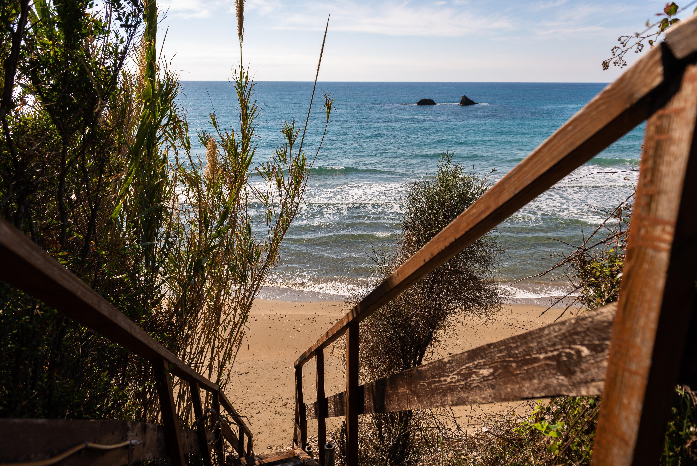Korfu Strandvilla Meliti - Kanouli, Korfu, Griechenland, korfucorfu.de