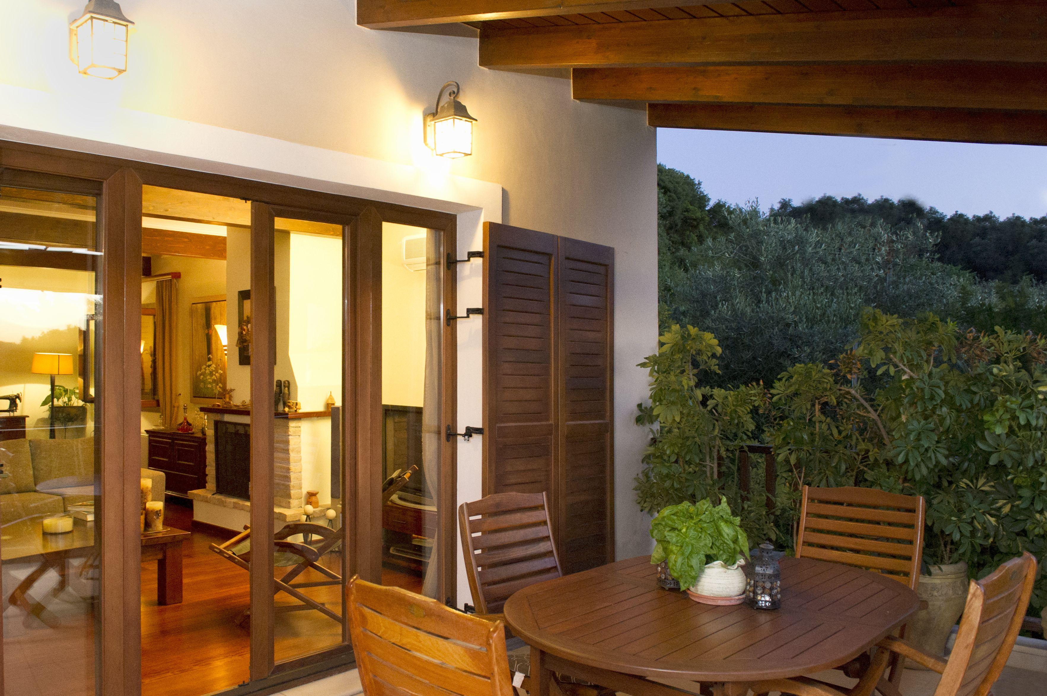 Korfu Villa Villa Sezenity, Pikoulatika, Korfu, Griechenland, KorfuCorfu.de
