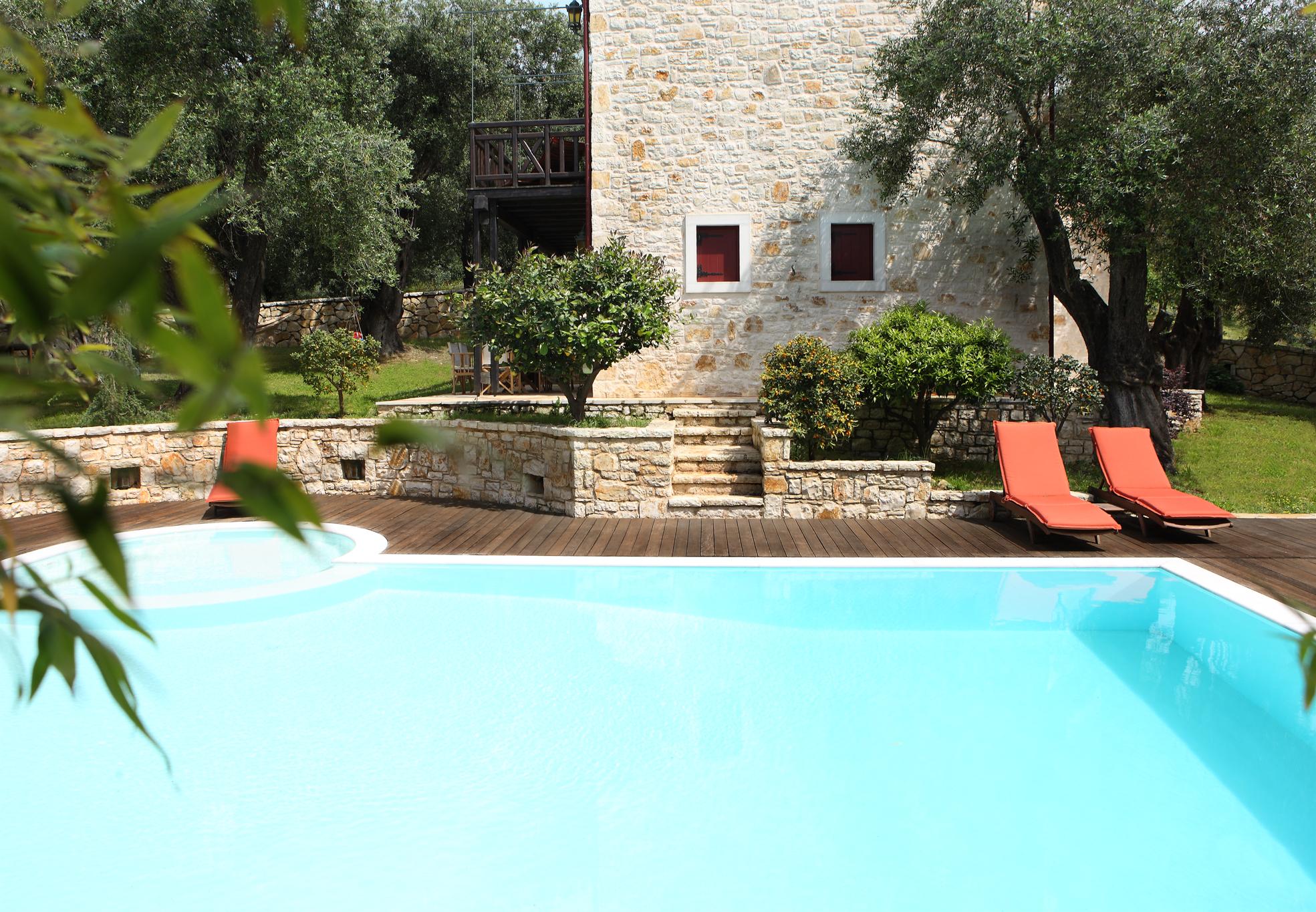 Korfu Villen Thalia, Agios Spiridon, Korfu, Griechenland, KorfuCorfu.de