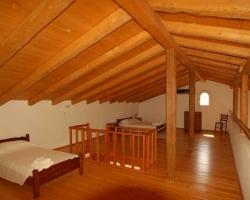 Schlafgalerie - Korfu Ferienhaus Villa Aphrodite, Agios Ioannis, Korfu