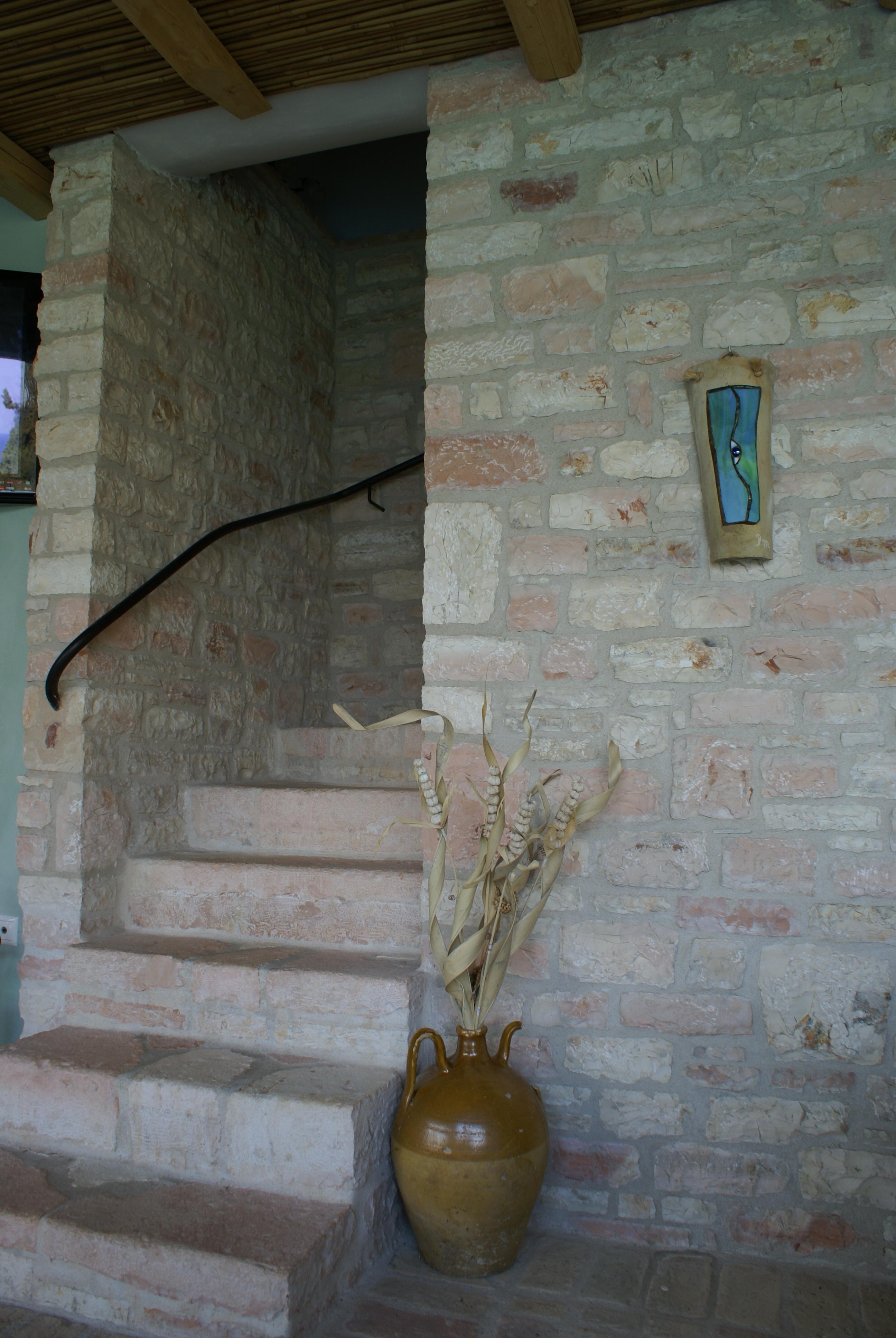 Treppenhaus - Korfu Villa Steilküste, Agios Spiridon, Korfu, Griechenland