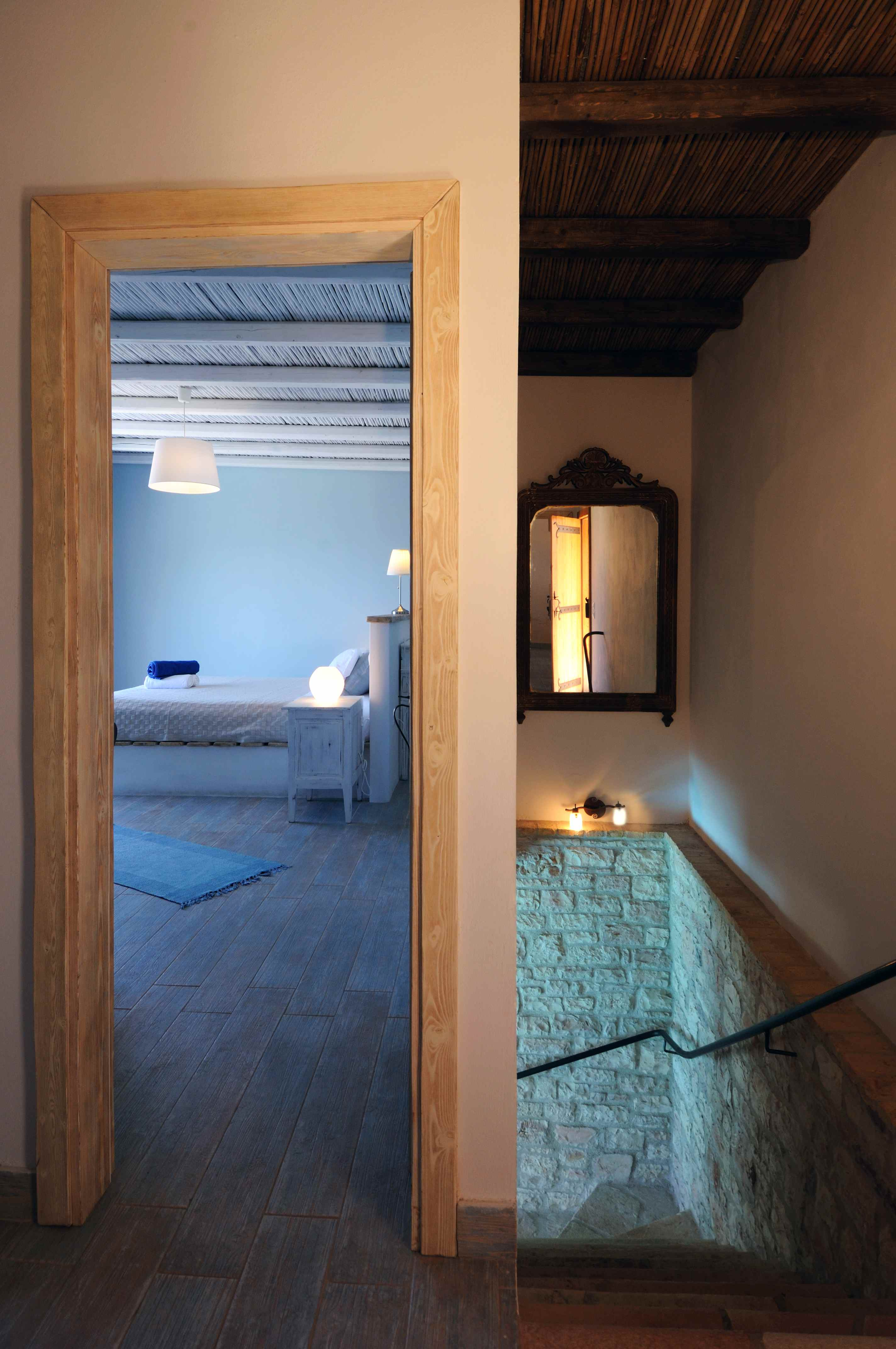 Obergeschoss - Korfu Villa Steilküste, Agios Spiridon, Korfu, Griechenland