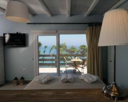 Schlafzimmer - Korfu Villa Steilküste, Agios Spiridon, Korfu, Griechenland