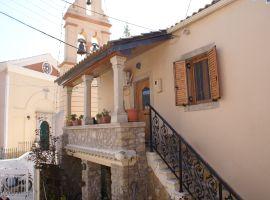 Aussenansicht - Ferienwohnung Marina, Makrades, Korfu, Griechenland