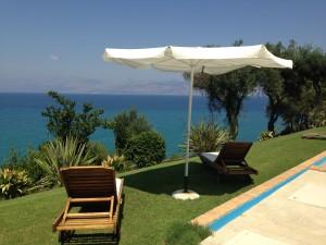 Korfu Luxusvilla Villa Steilküste, Agios Spiridon, Last Minute Angebote Korfu, KorfuCorfu.de