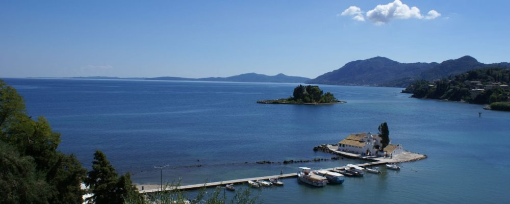 Korfu – exklusive Villen, Ferienhäuser, Ferienwohnungen und ausgewählte Hotels